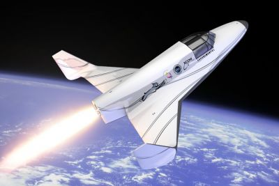 Photo courtesy of XCOR.com